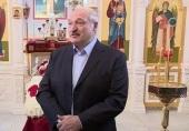 Поздравление Президента Республики Беларусь А.Г. Лукашенко соотечественникам с праздником Пасхи