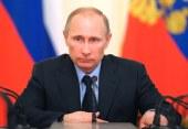 Поздравление Президента России В.В. Путина гражданам России с праздником Пасхи