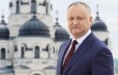 Поздравление Президента Республики Молдова И.Н. Додона соотечественникам с праздником Пасхи