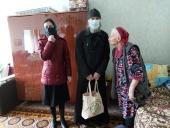 В Волгоградской епархии продолжается работа по оказанию помощи находящимся на самоизоляции