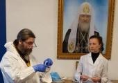 «Священник всегда в группе риска». Интервью заместителя председателя Комиссии по больничному служению при Епархиальном совете г. Москвы
