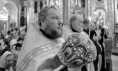 Патриаршее соболезнование в связи с кончиной протоиерея Александра Агейкина