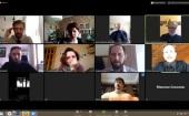 Состоялось онлайн-совещание рабочей группы по выработке плана подготовки университетских священнослужителей