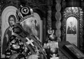 Патриаршее соболезнование в связи с кончиной епископа Железногорского Вениамина