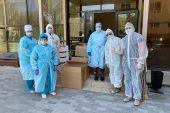 Пасхальная благотворительная акция прошла в Алма-Ате