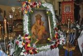 В Могилевской епархии состоялись торжества в честь Белыничской иконы Божией Матери