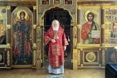 Проповедь Святейшего Патриарха Кирилла в Неделю 3-ю по Пасхе