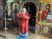 В Неделю 3-ю по Пасхе Святейший Патриарх Кирилл совершил Божественную литургию