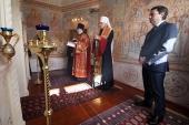 В годовщину авиакатастрофы рейса Москва — Мурманск во всех храмах Мурманской епархии совершены заупокойные богослужения