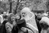 Патриаршее соболезнование в связи с кончиной клирика Покровского Хотькова монастыря протоиерея Евгения Корчукова
