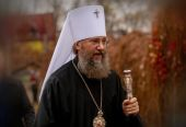 Управляющий делами Украинской Православной Церкви требует привлечь к ответственности виновных в избиении верующих в селе Задубровка