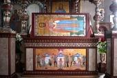 Епископ Полоцкий Игнатий возглавил перенесение мощей священномученика Константина Жданова из Дисны в Полоцк