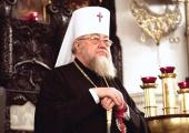 Поздравление Святейшего Патриарха Кирилла Блаженнейшему Митрополиту Варшавскому Савве с годовщиной интронизации