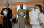 В Санкт-Петербургской епархии провели инструктаж для священников, посещающих больных коронавирусом