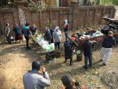 Духовенство Красноярской епархии помогает нуждающимся продуктами