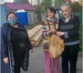 В условиях пандемии Калужская епархия продолжает оказывать помощь нуждающимся