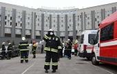 Соболезнования Святейшего Патриарха Кирилла в связи с трагедией в больнице Святого Георгия в Санкт-Петербурге