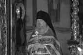 Преставился ко Господу насельник Троице-Сергиевой лавры игумен Ферапонт (Апполонов)