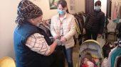 Гуманитарный склад Хабаровской епархии во время карантина помогает 250 семьям