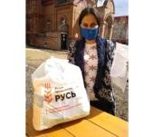 Магнитогорская епархия и Фонд продовольствия «Русь» оказывают в период пандемии помощь нуждающимся