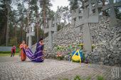 Священнослужители Украинской Православной Церкви почтили память жертв политических репрессий
