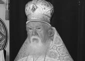 Отошел ко Господу один из старейших клириков г. Москвы протоиерей Николай Дятлов