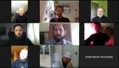Состоялось очередное онлайн-совещание рабочей группы по выработке плана подготовки университетских священнослужителей