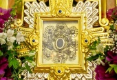 В Жировичском монастыре отметили 550-летие обретения Жировичской иконы Божией Матери, 500-летие ее повторного обретения и основания обители