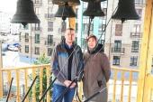 Воскресные колокольные концерты проходят на обновленной звоннице в Новодвинске