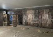 Началась реставрация фресок Трехсвятительского храма в Париже