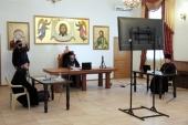 В Элисте в формате видеоконференции прошло заседание Межрелигиозного совета Калмыкии