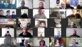 Сотрудники Синодального комитета по взаимодействию с казачеством провели вебинар с духовниками и атаманами Волжского казачьего войска