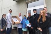 Православные верующие из Польши сделали подарок онкобольным детям Волыни