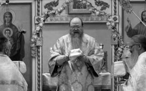 Патриаршее соболезнование в связи с кончиной архиепископа Штутгартского Агапита