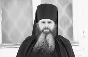 Патриаршее соболезнование в связи с кончиной насельника Троице-Сергиевой лавры иеродиакона Поликарпа (Сидорова)