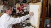 Синодальный отдел религиозного образования и катехизации провел мастер-класс по детскому рисунку