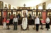 В Представительстве Русской Православной Церкви в Дамаске отметили праздник Вознесения Господня