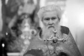 Преставился ко Господу старейший клирик Казанской епархии протоиерей Виталий Марфушкин