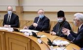 Епископ Барышевский Виктор принял участие во встрече представителей Всеукраинского совета церквей с премьер-министром Украины