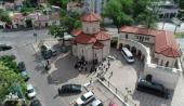 Митрополит Одесский Агафангел освятил храм для грузинской диаспоры г. Одессы