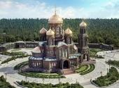 Великое освящение главного храма Вооруженных сил РФ будет совершено 22 июня