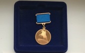 Митрополит Санкт-Петербургский Варсонофий награжден знаком «За заслуги перед Санкт-Петербургом»