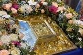 В Ровенской епархии состоялось прославление Вилийской иконы Божией Матери «Знамение»