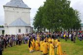 Состоялись торжества, посвященные обретению чудотворного Великорецкого образа святителя Николая