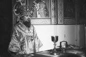 Преставился ко Господу епископ Серафим (Глушаков)