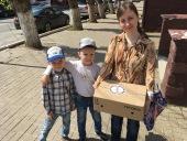 В Калужской епархии прошла благотворительная акция по поддержке многодетных и малообеспеченных семей