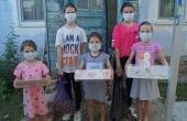 Пандемия вызвала рост добровольческого движения в Тихорецкой епархии