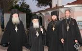 Δεξίωση με αφορμή την Ημέρα της Ρωσίας στο Μετόχι της Ρωσικής Εκκλησιαστικής Αποστολής στη Γιάφα