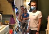 Более 1200 человек получили помощь Новороссийской епархии в период эпидемии