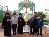 Совместная делегация Салаватской епархии и представителей УФСИН России по Республике Башкортостан посетила ряд исправительных учреждений